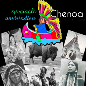 spectacle enfants Chenoa